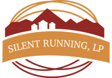 Silent Running, LP Logo
